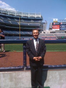 Mark yankee stadium